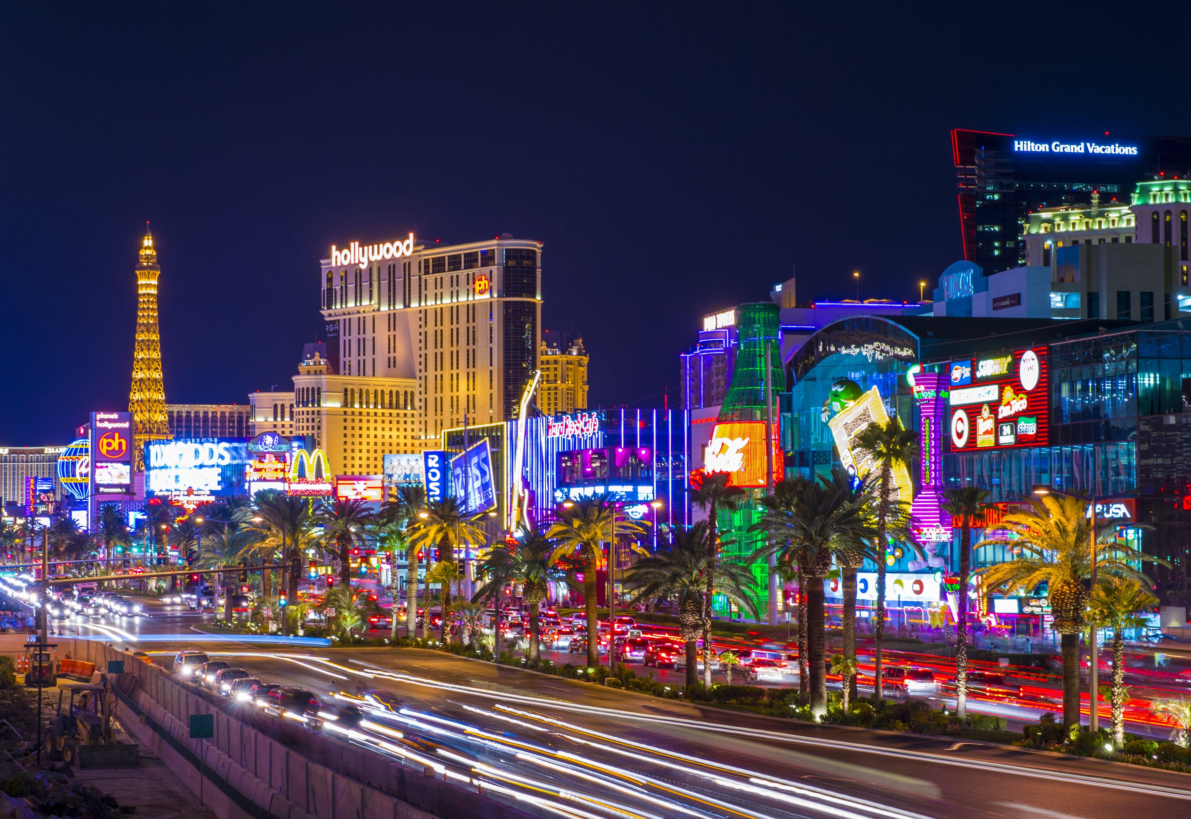 Las Vegas for mobile