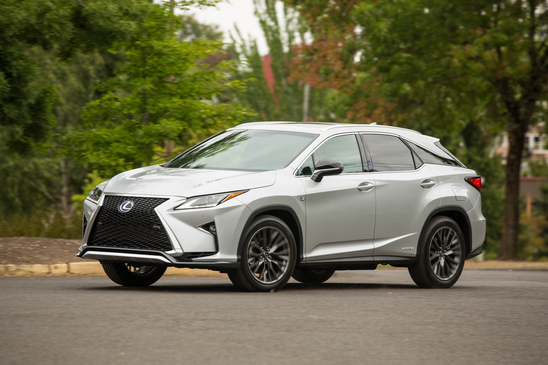 Lexus RX 4 Wallpaper