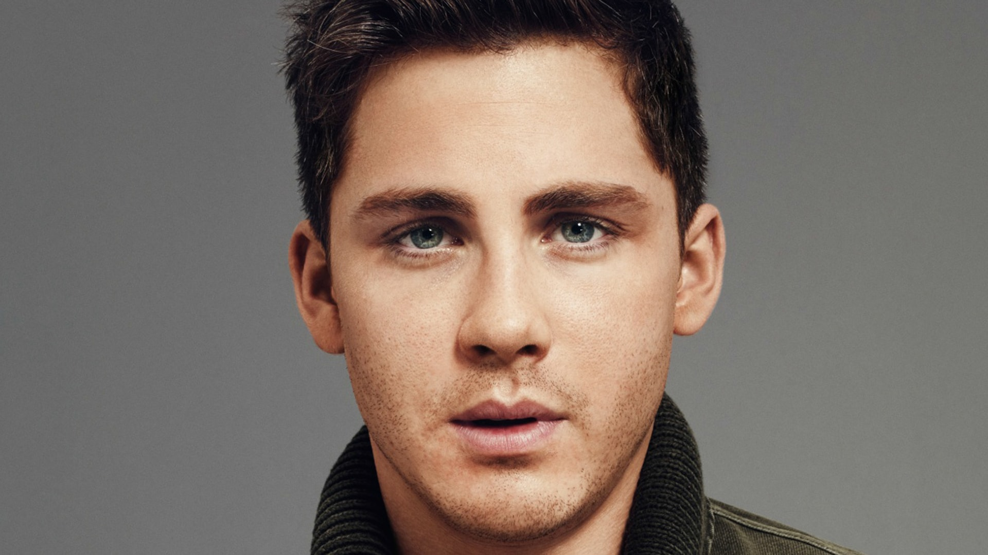 Logan Lerman Wallpaper