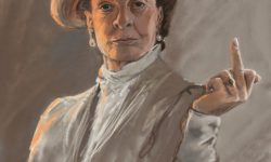 Maggie Smith Wallpaper