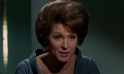 Majel Barrett Wallpaper