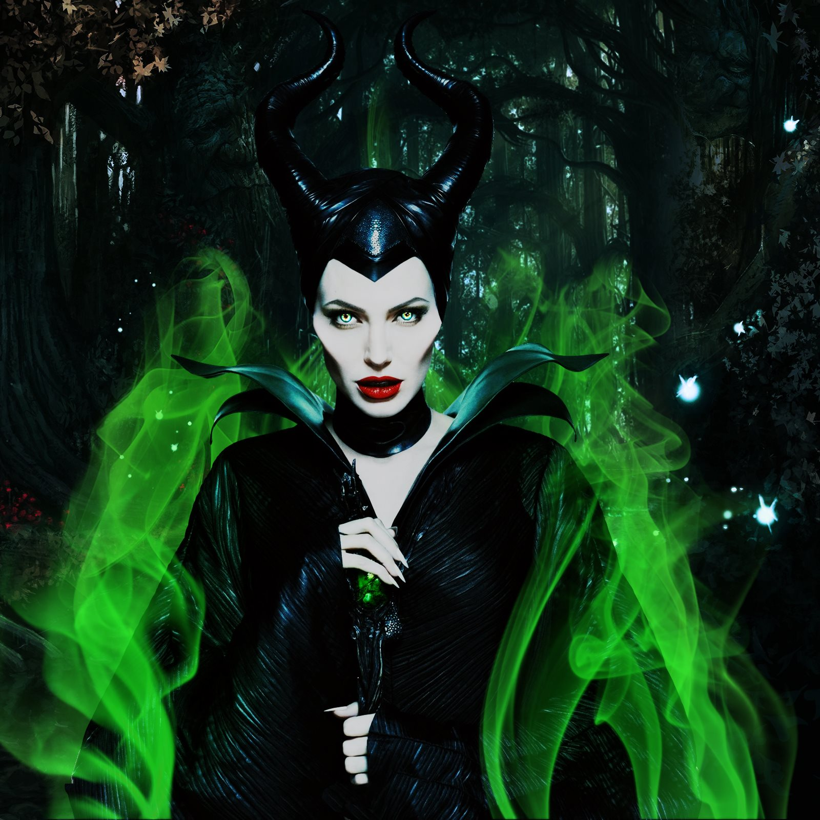 Maleficent HD Desktop Wallpapers 7wallpapersnet