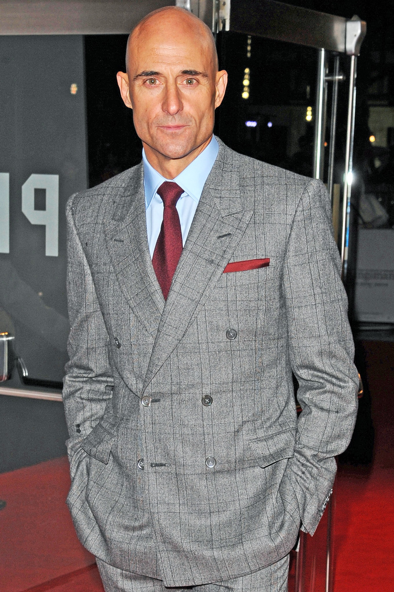 Mark Strong Wallpaper