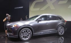 Mazda CX-9 II Wallpaper