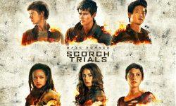 Maze Runner: Scorch Trials Wallpaper