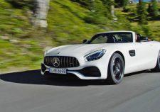 Mercedes-AMG GT Roadster Wallpaper