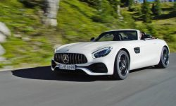 Mercedes-AMG GT Roadster Wallpaper
