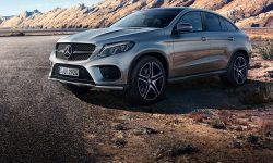 Mercedes-Benz GLE coupe for mobile