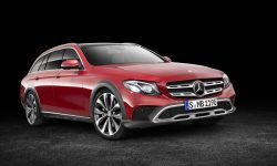 Mercedes E-Class All-Terrain Wallpaper