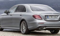 Mercedes E-Class W213 Wallpaper