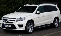 Mercedes GLS Wallpaper