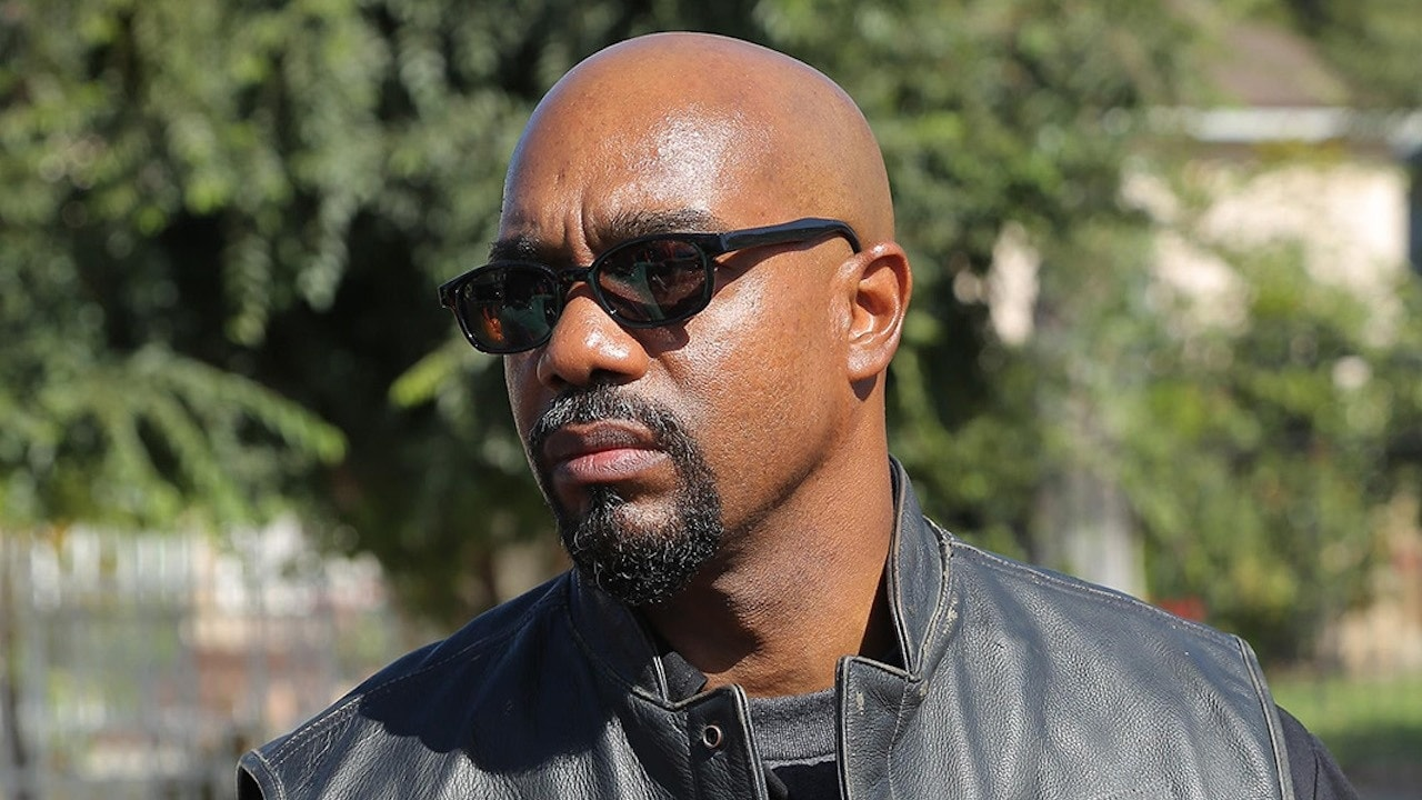 Michael Beach Wallpaper