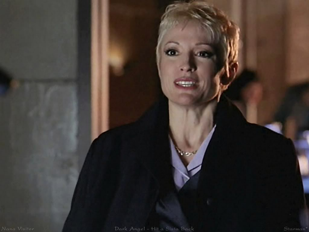 Nana Visitor Wallpaper