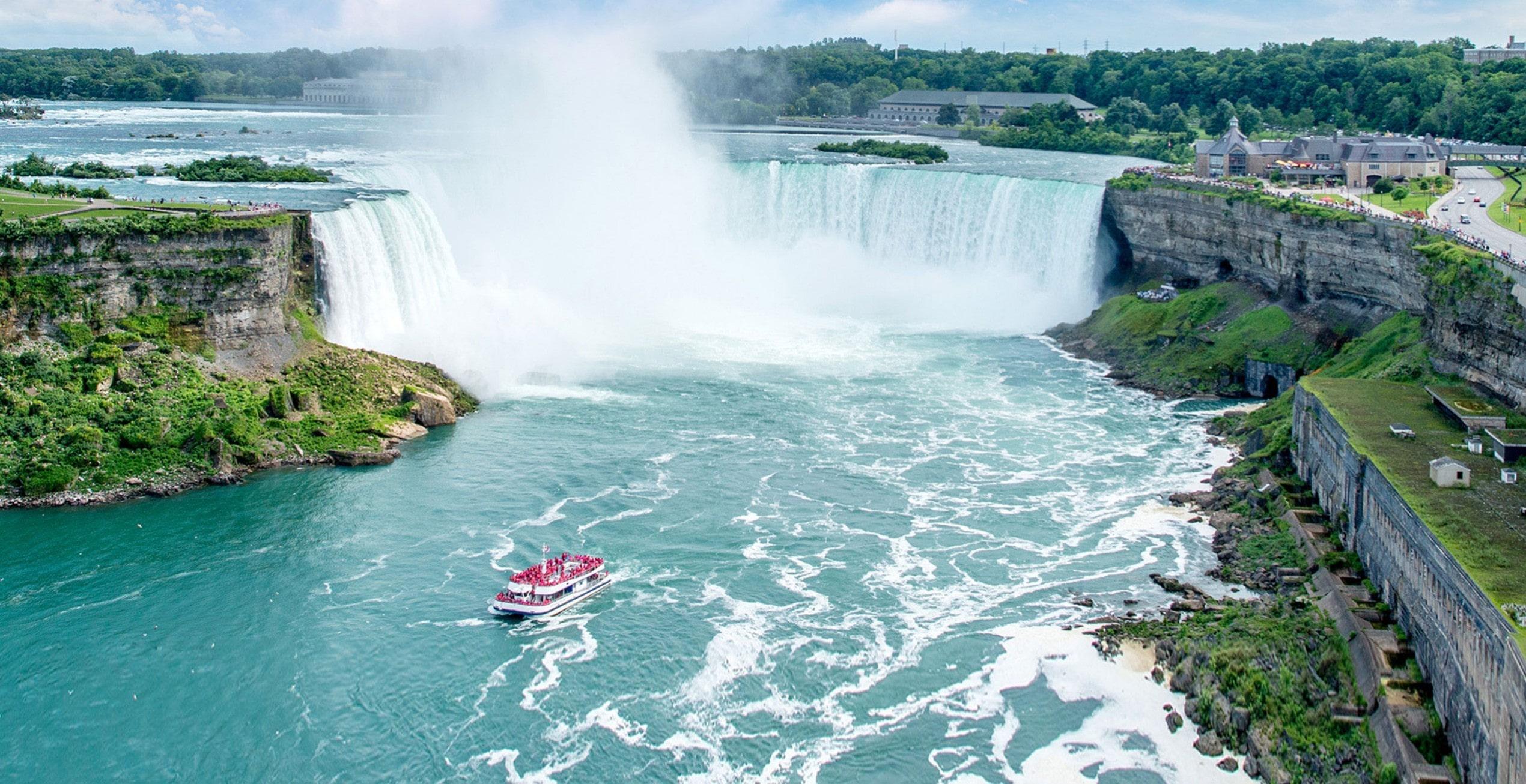 Niagara Falls Hd Wallpapers 7wallpapersnet