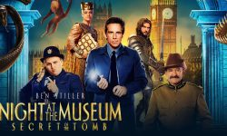Night At The Museum: Secret Of The Tomb Wallpaper