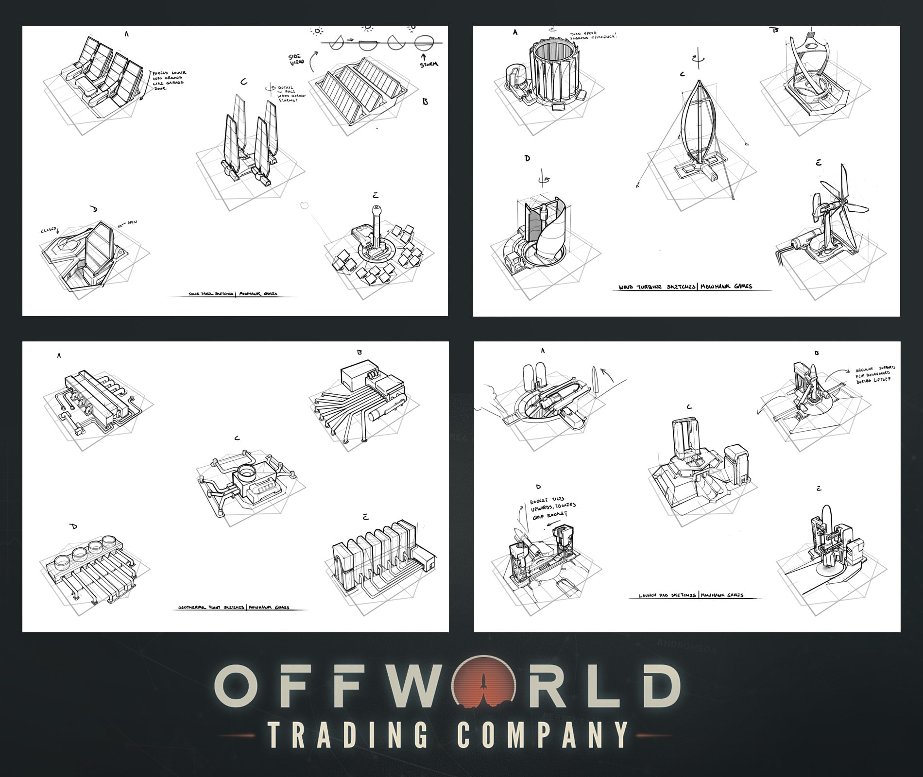Offworld Trading Company Wallpaper