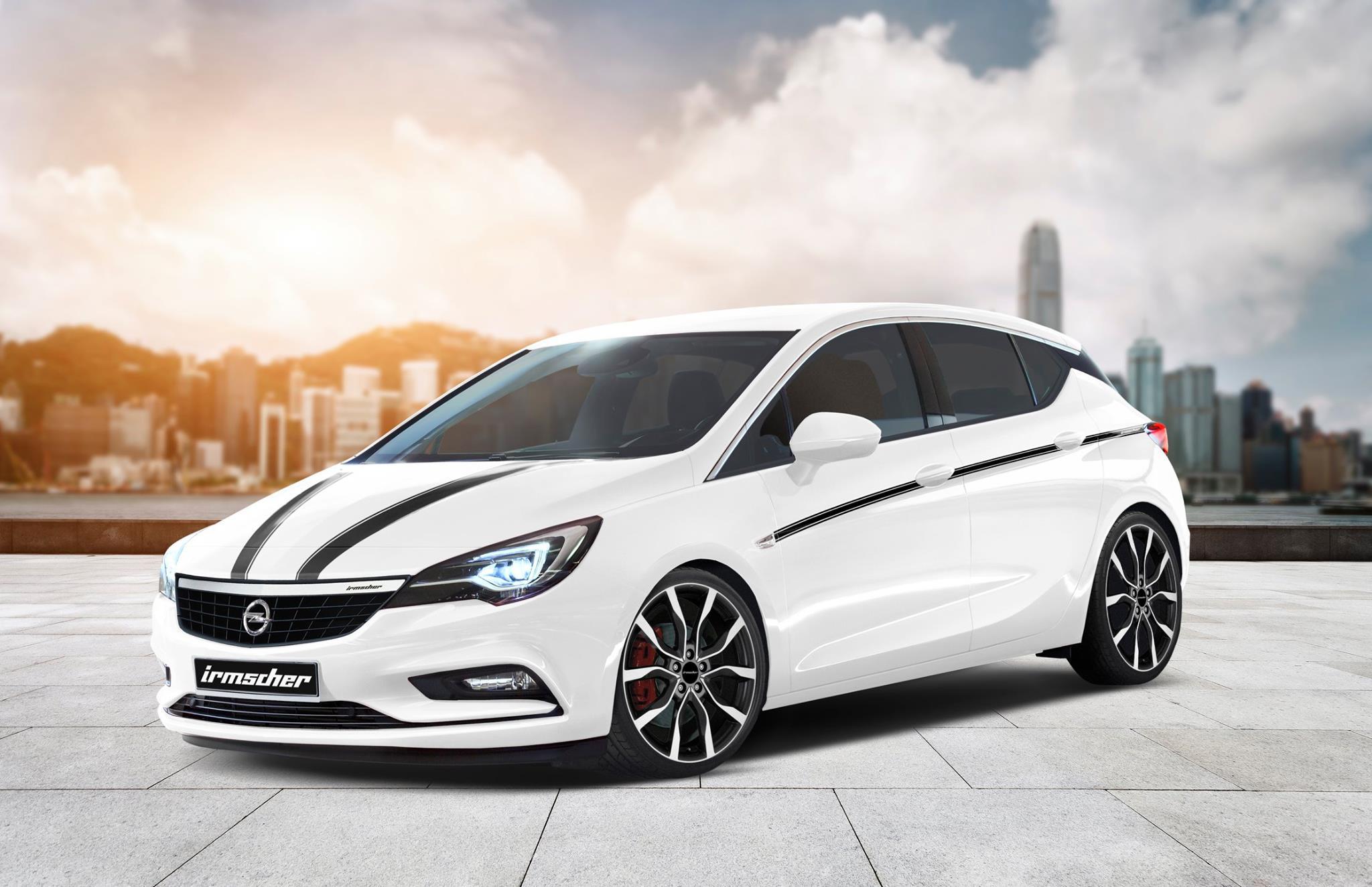 Opel Astra K Wallpaper