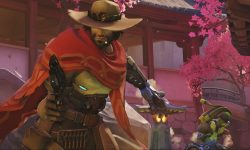 Overwatch : McCree Full hd wallpapers