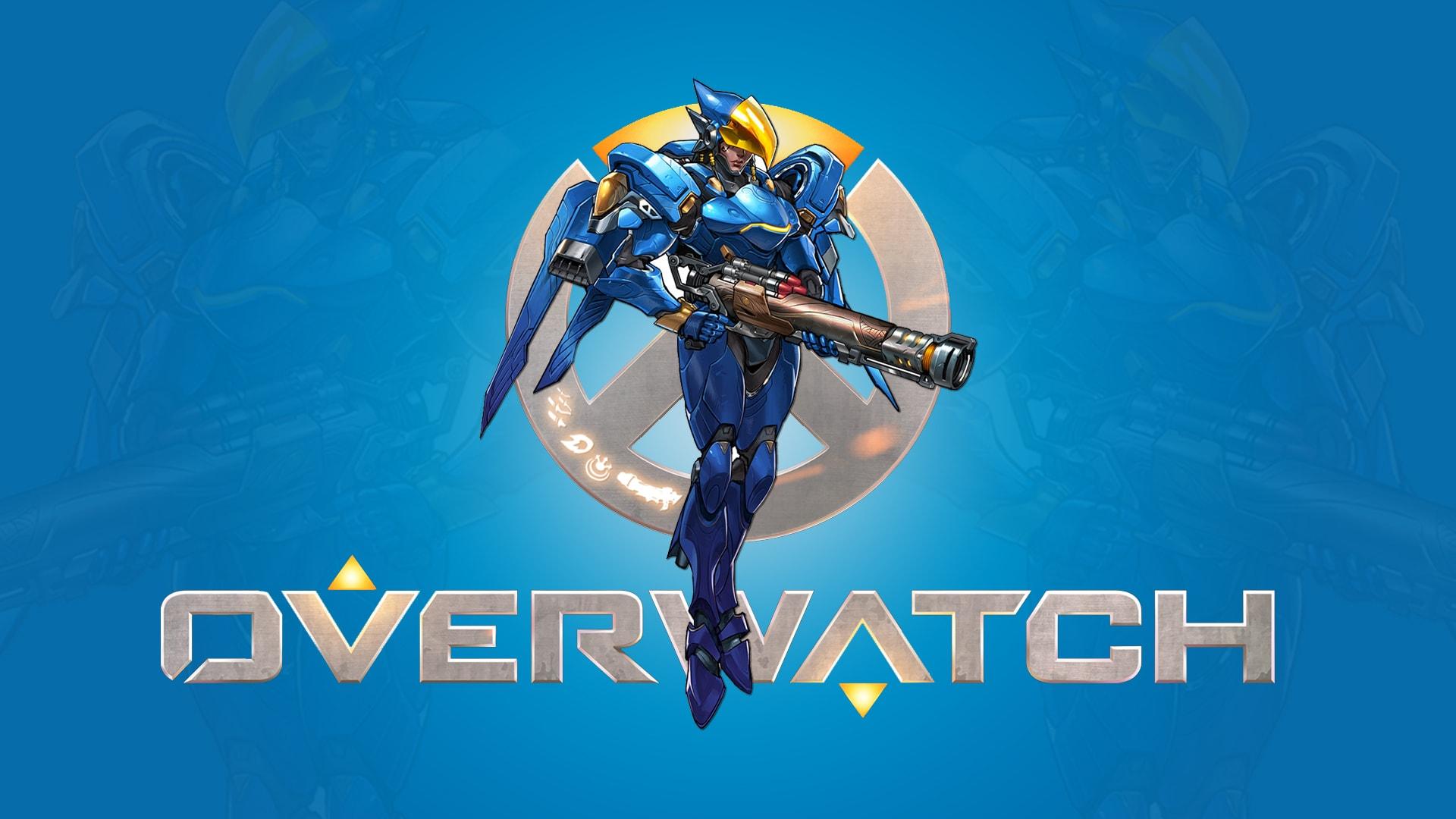 Overwatch : Pharah Wallpaper