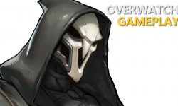 Overwatch : Reaper Wallpaper