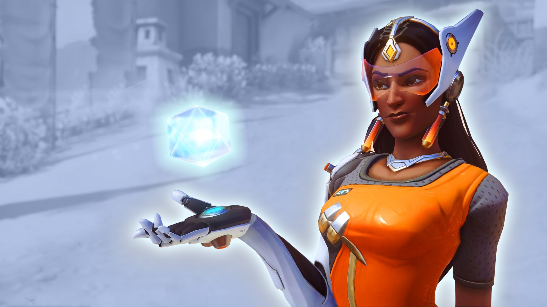 Overwatch : Symmetra Wallpaper