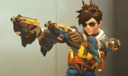 Overwatch : Tracer Full hd wallpapers