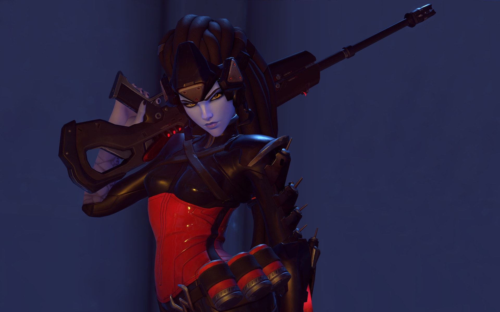 Overwatch : Widowmaker Backgrounds