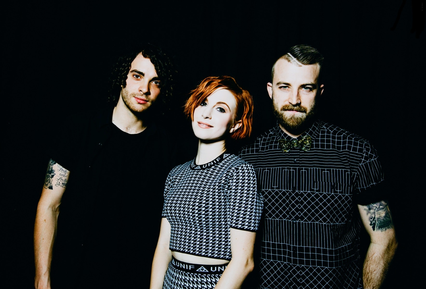 Paramore HD Desktop Wallpapers