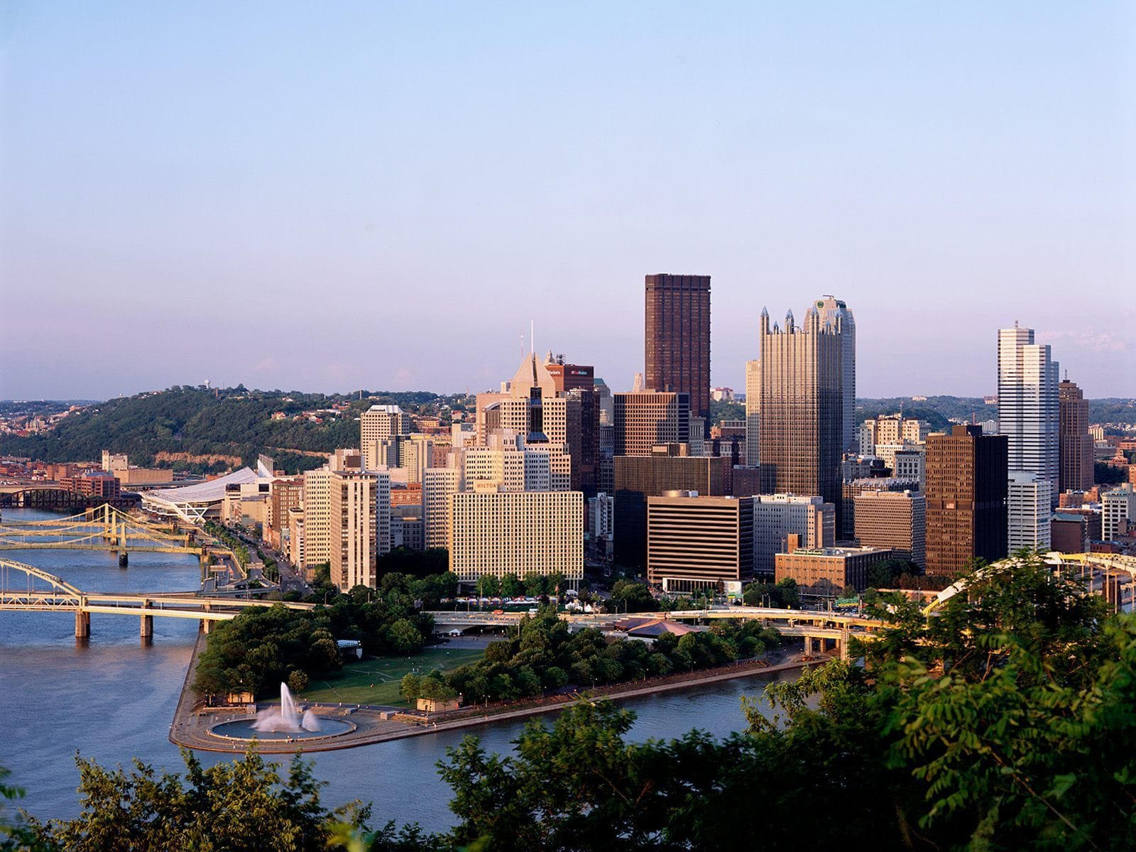 Pittsburgh Wallpaper