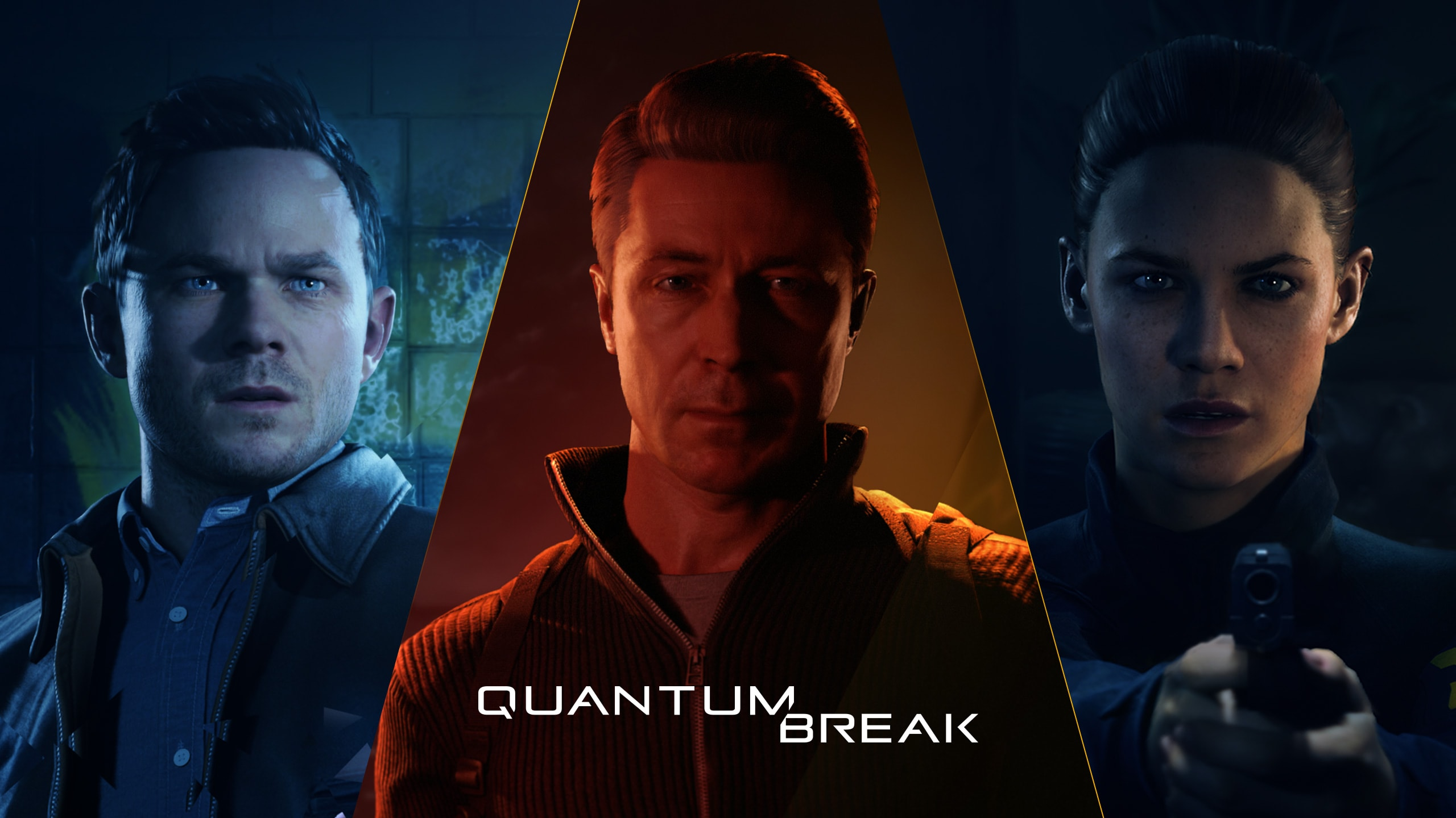 Quantum Break Wallpaper