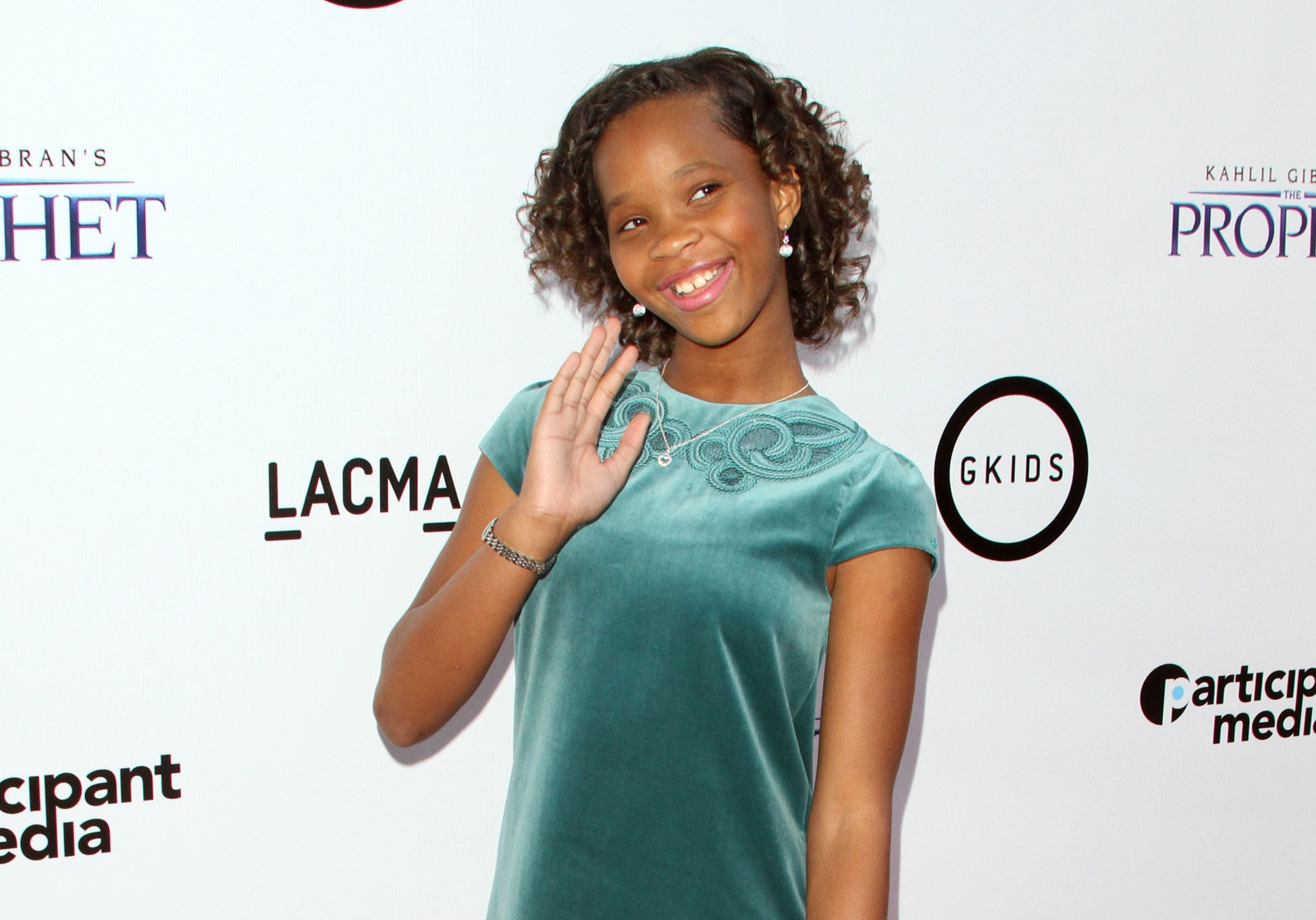 Quvenzhane Wallis Wallpaper