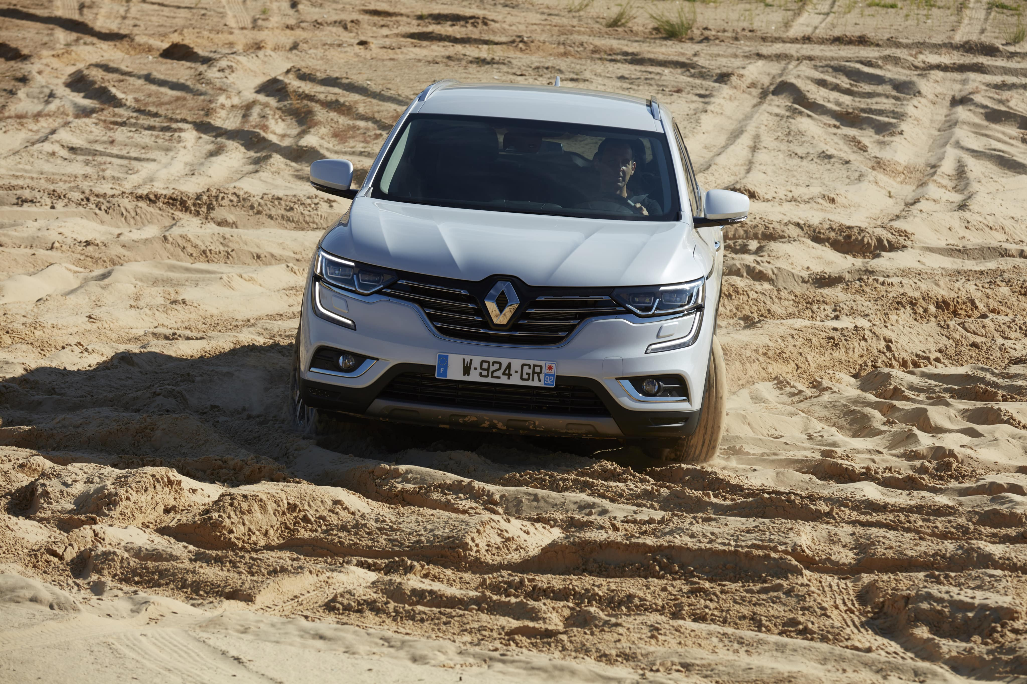 Renault Koleos 2 Wallpaper