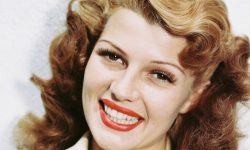 Rita Hayworth Wallpaper