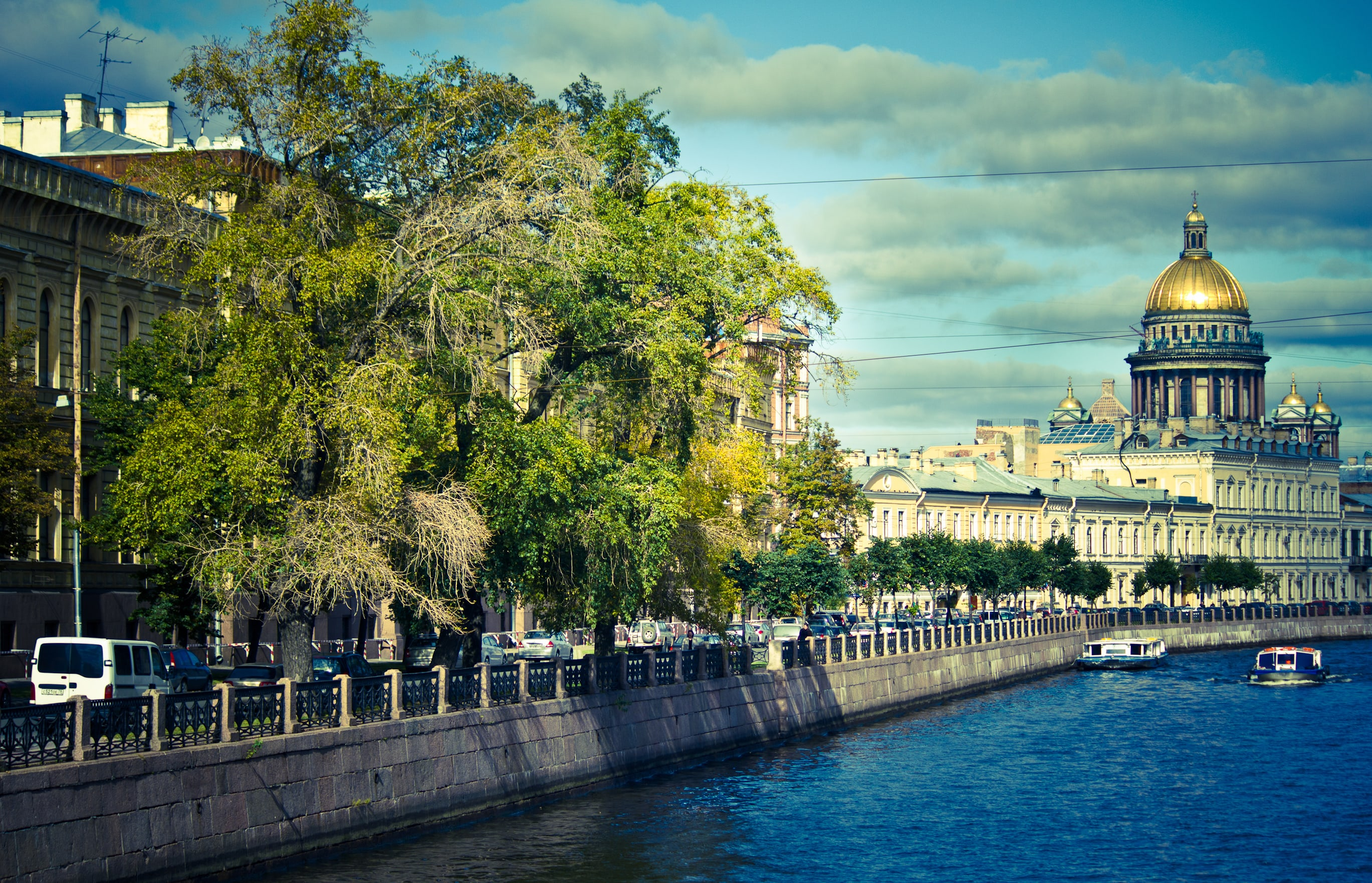 St. Petersburg Wallpaper