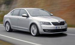 Skoda Octavia A7 Wallpaper