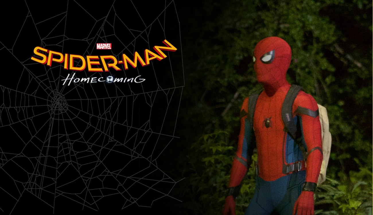 Spider-Man: Homecoming Screensavers