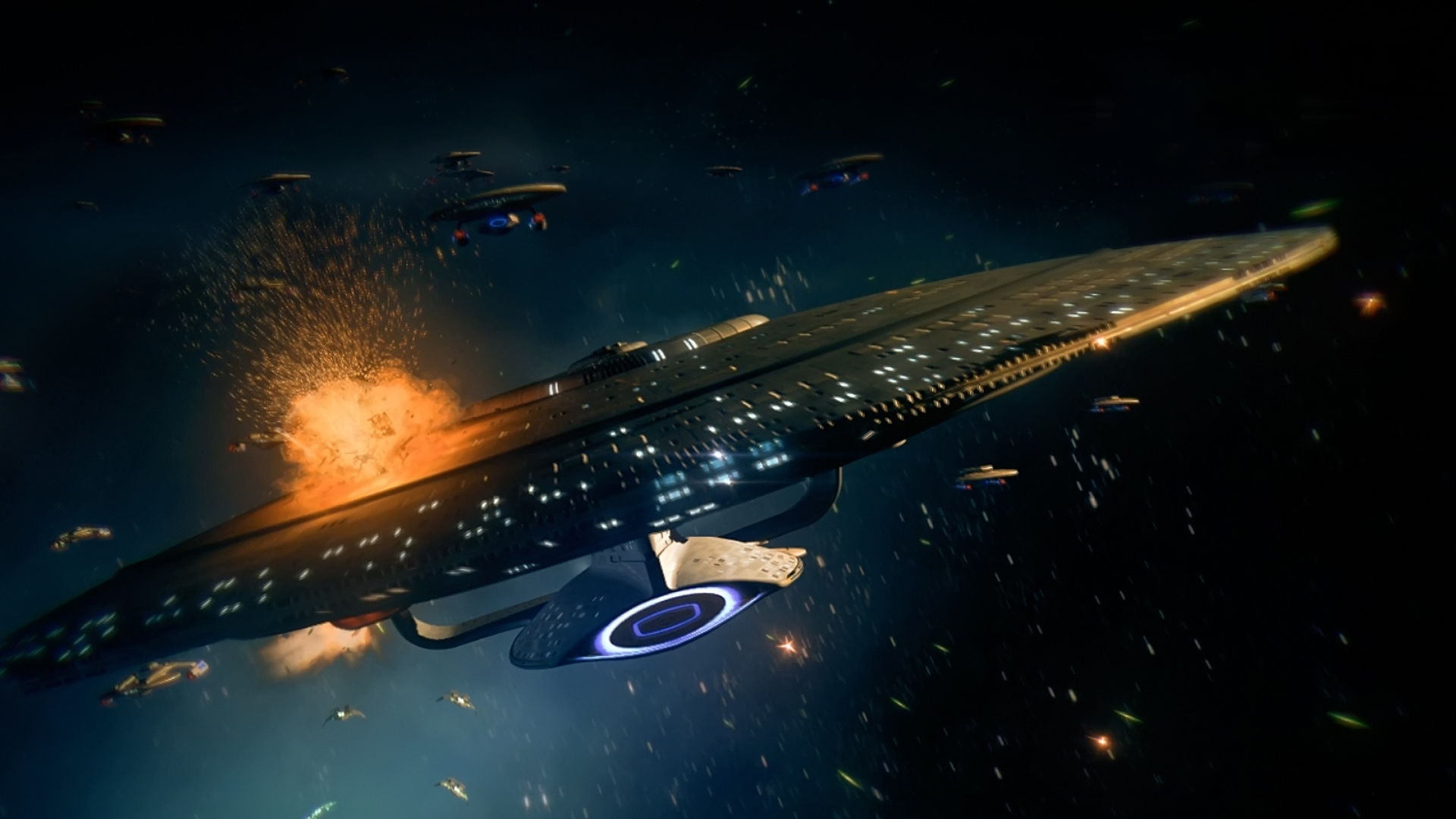 Star Trek Beyond Wallpaper