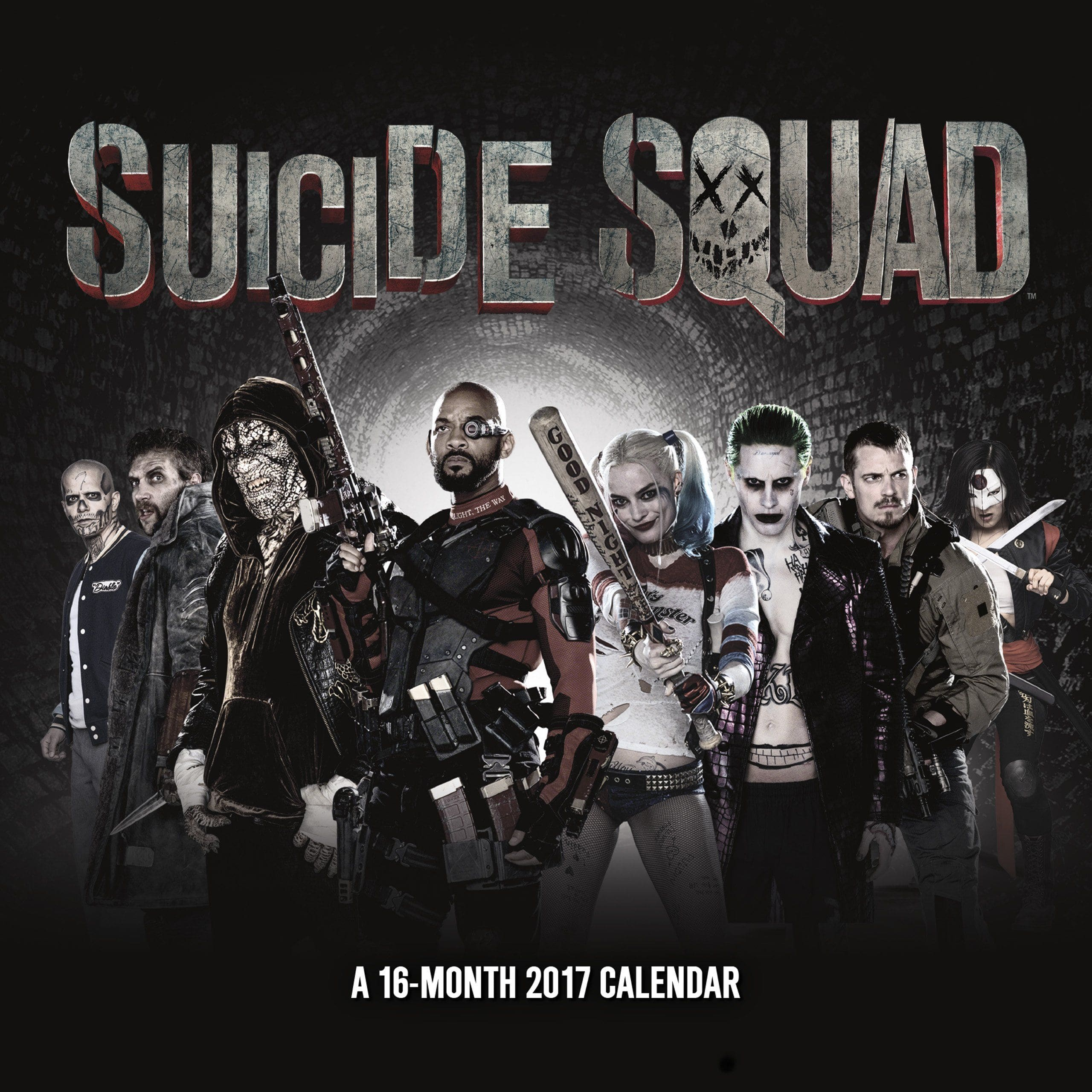 Suicide Squad Wallpaper