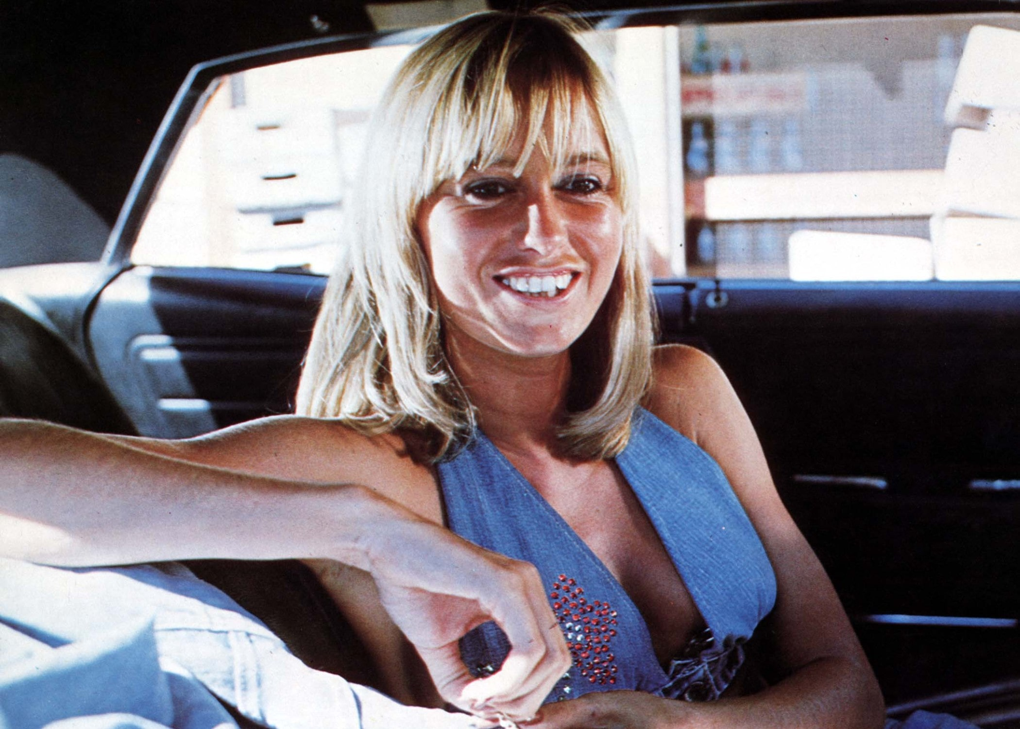 Susan George Wallpaper