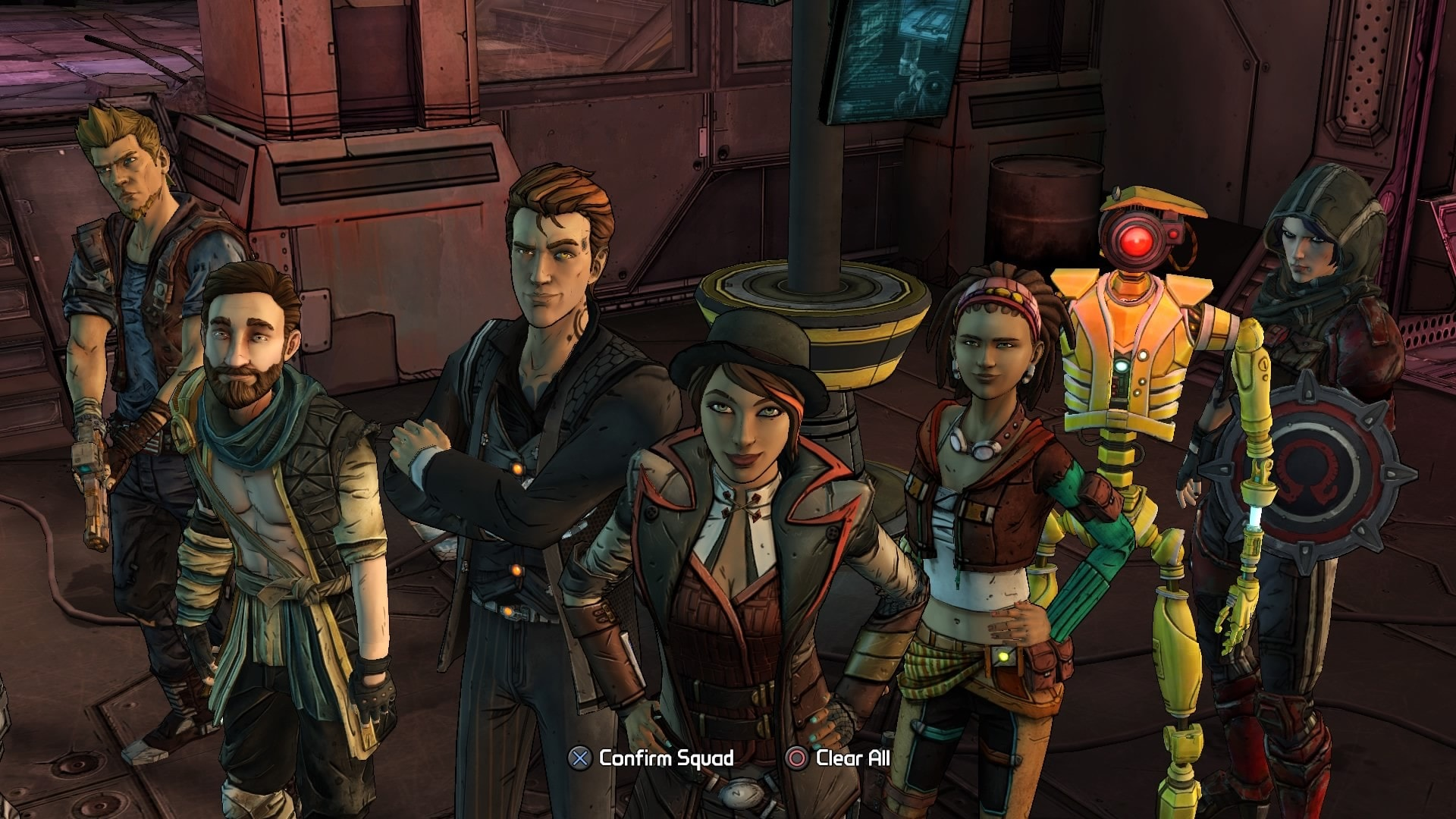 Tales from the Borderlands: Episode 5 - The Vault of the Traveler Wallpaper