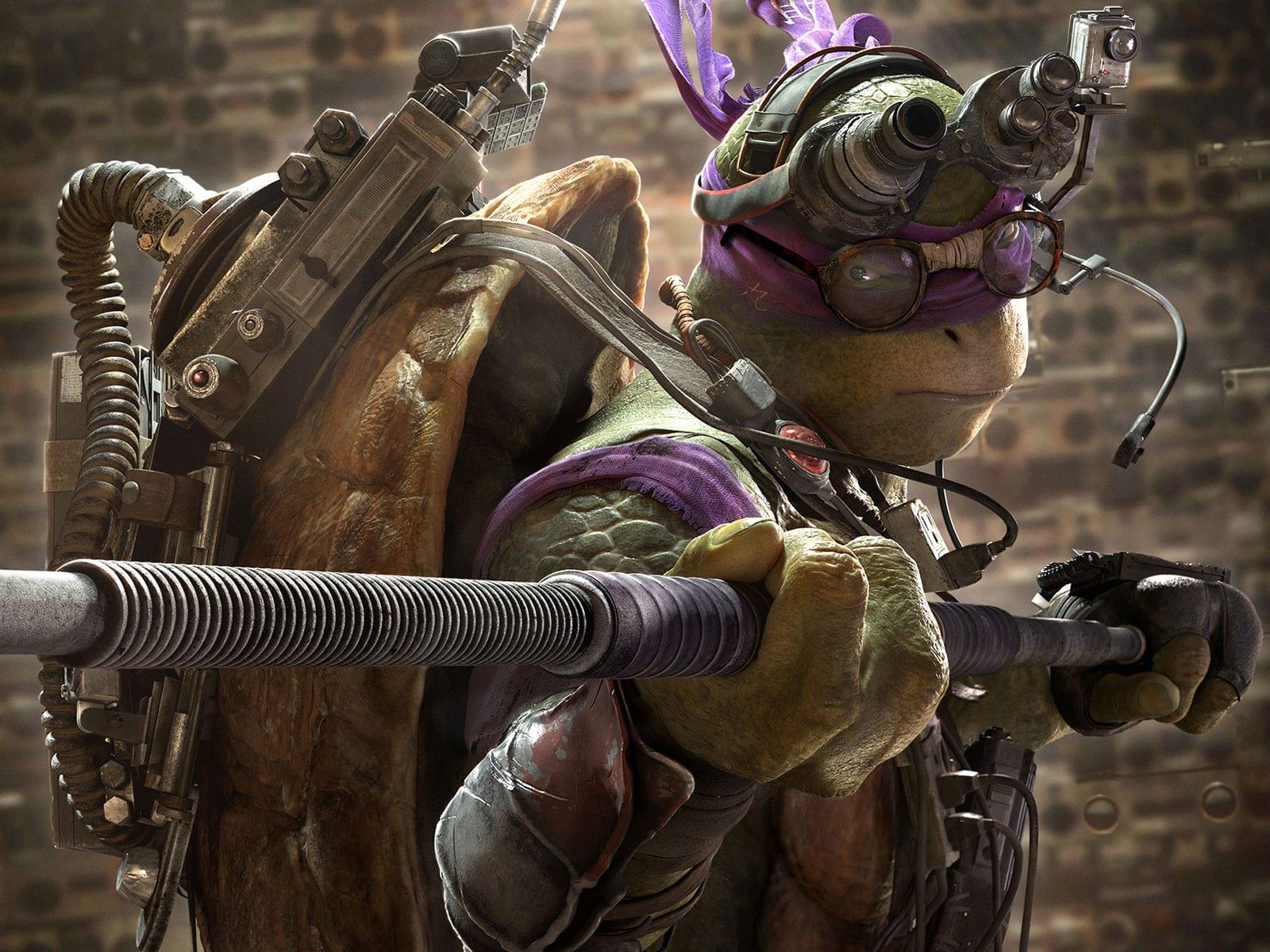 Teenage Mutant Ninja Turtles Hd Wallpapers 7wallpapers Net