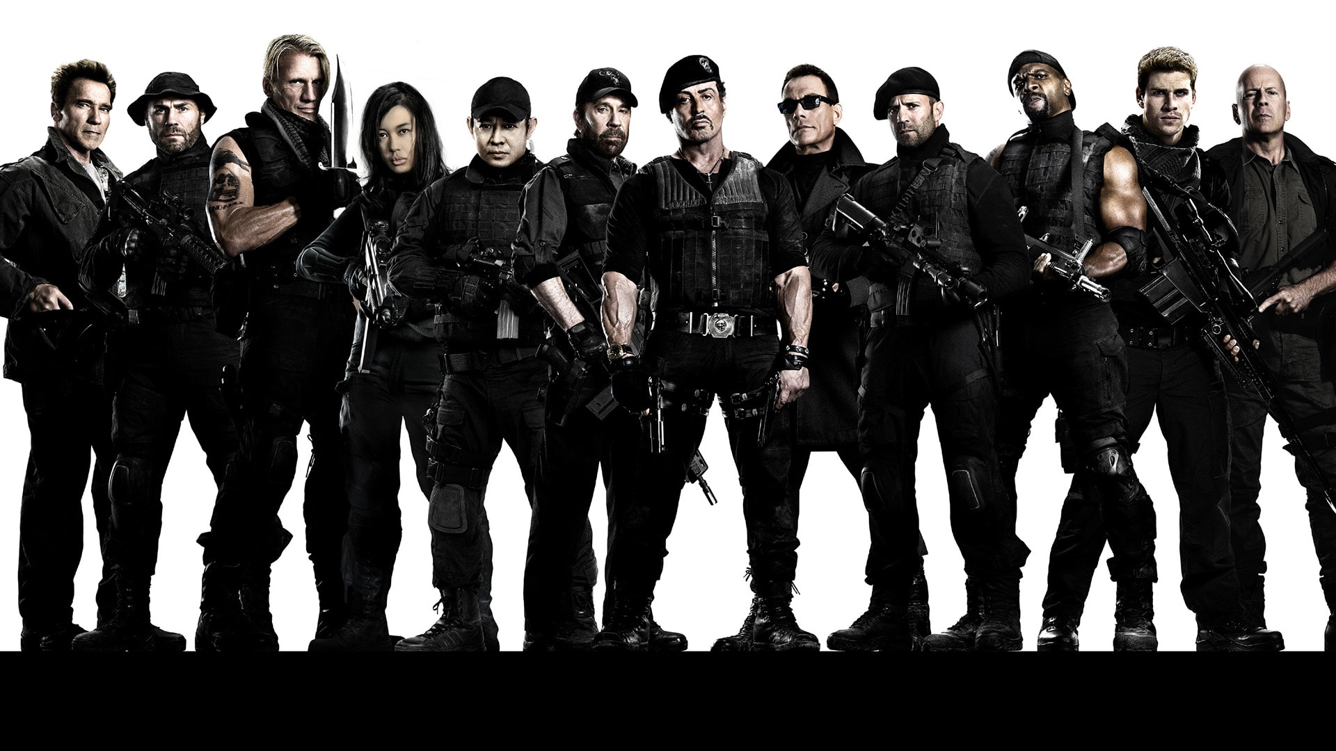 The Expendables 3 Wallpaper