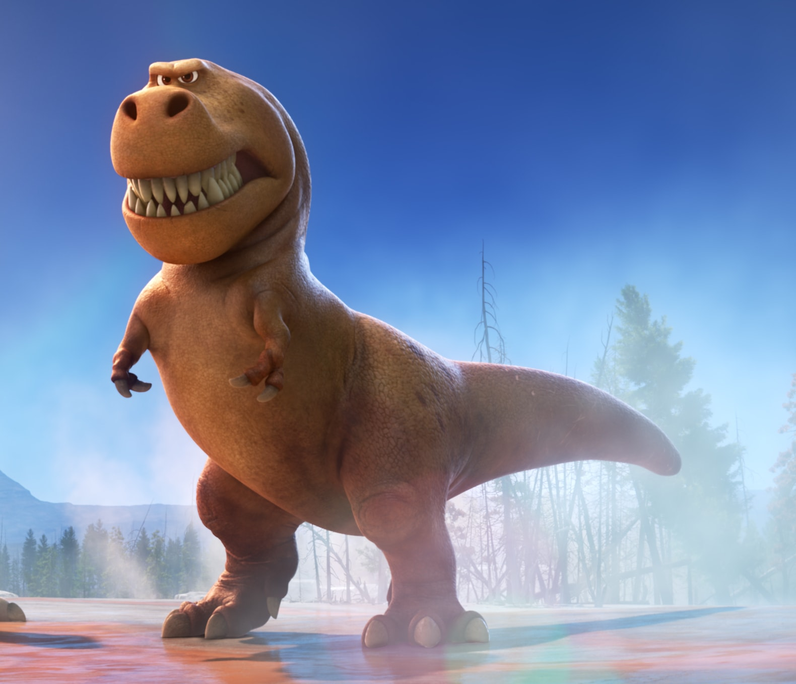 The Good Dinosaur Backgrounds