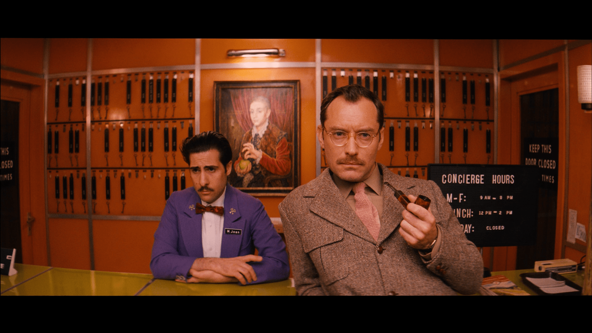 The Grand Budapest Hotel Wallpaper