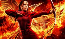 The Hunger Games: Mockingjay – Part 1 Wallpaper