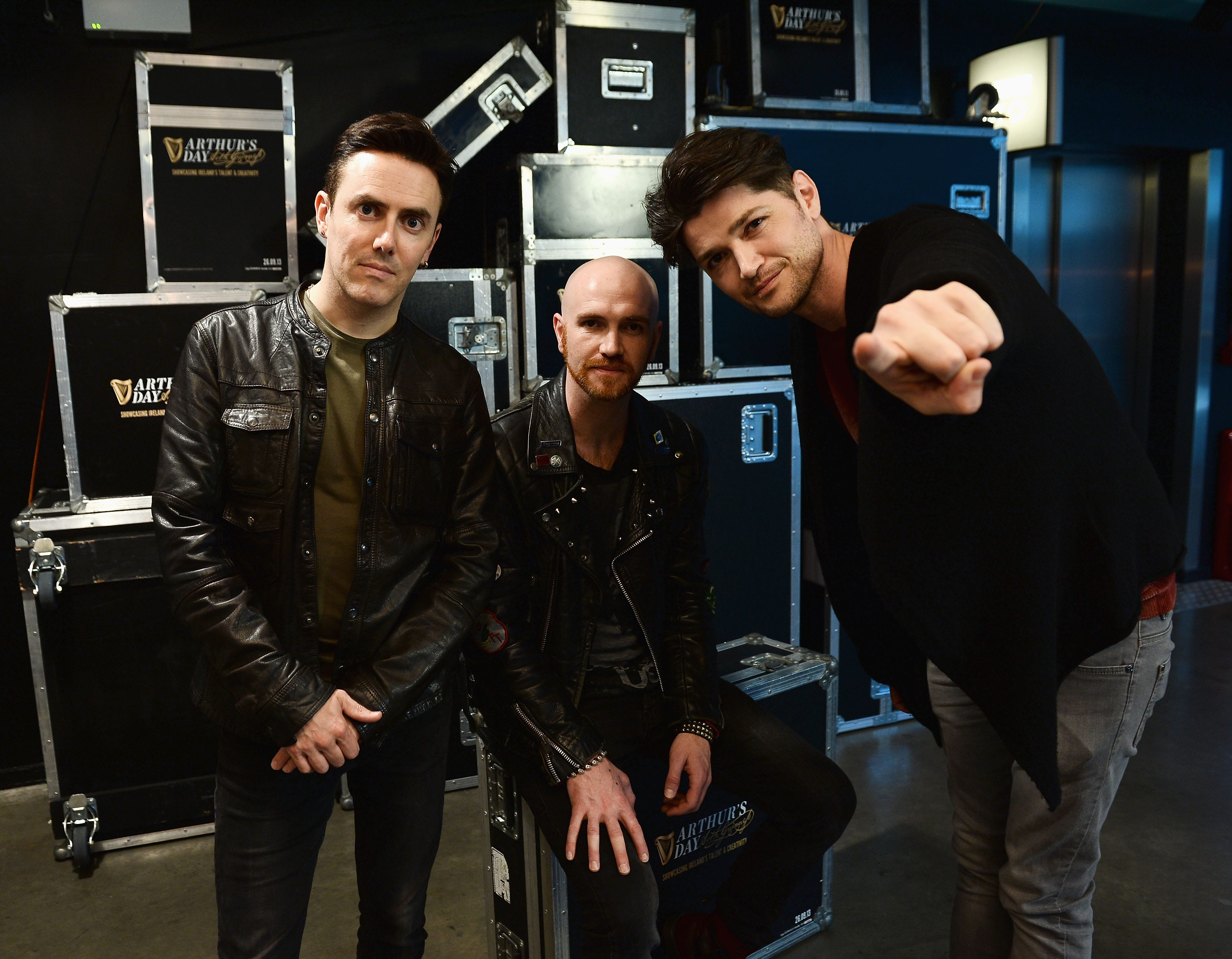 The Script Wallpaper