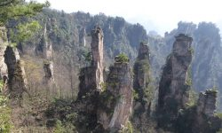Tianzi Mountain Wallpaper