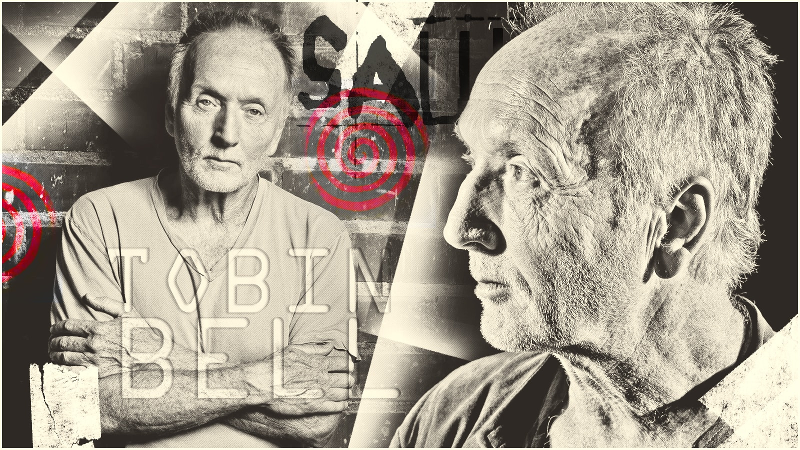 Tobin Bell Wallpaper