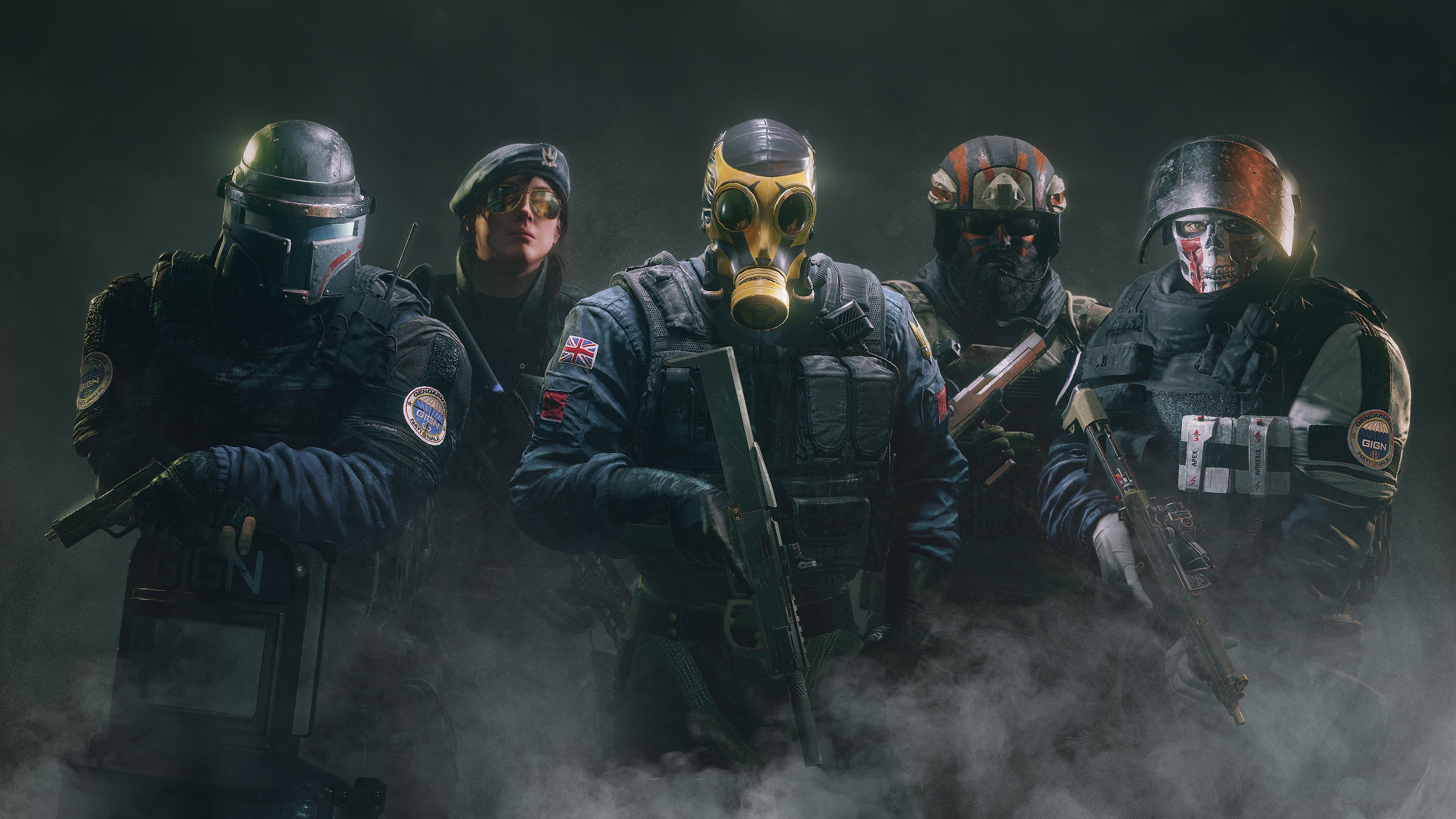 Tom Clancy's Rainbow Six: Siege Wallpaper