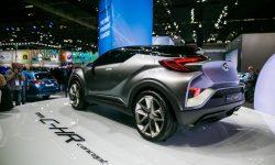 Toyota C-HR Wallpaper